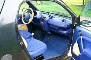 Nové autíčko