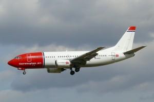 Boeing 737, Norwegian Air Shuttle