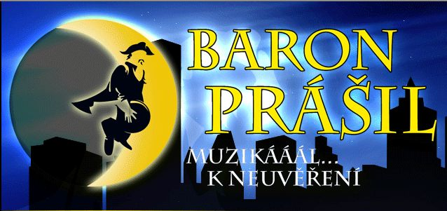 Baron Prášil - logo