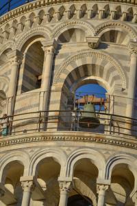 Šikmá věž - Pisa