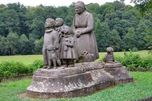 Babiččino údolí – 1. den