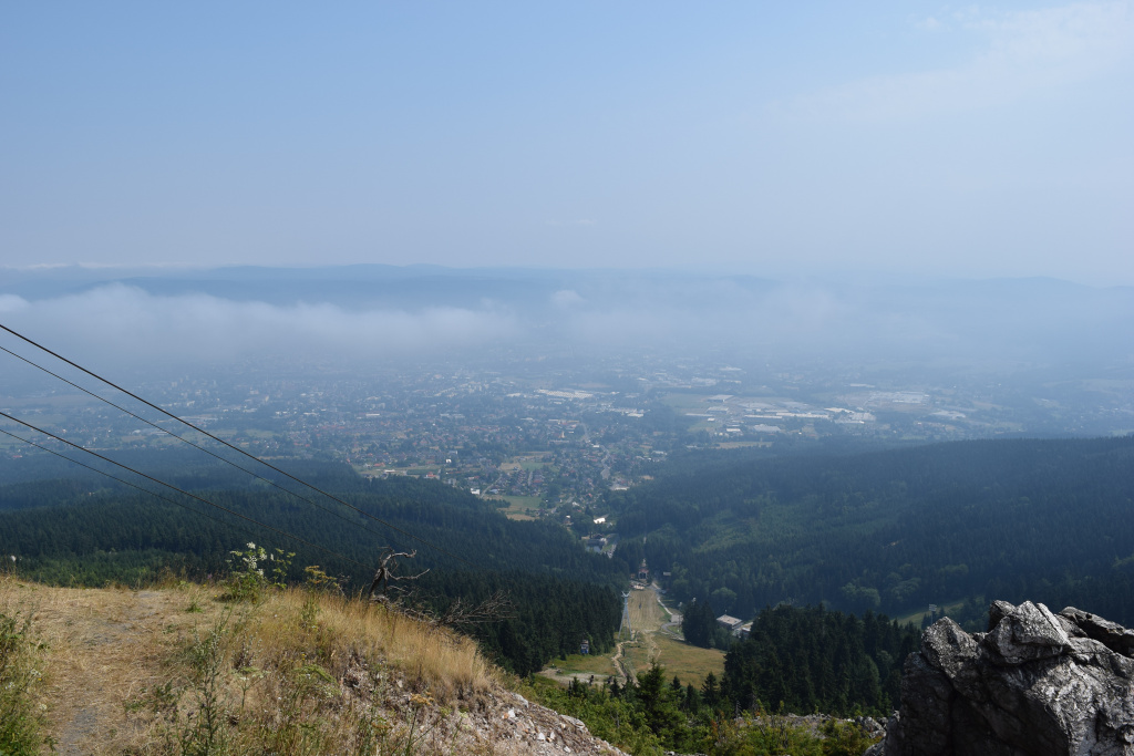 Liberec z Ještědu