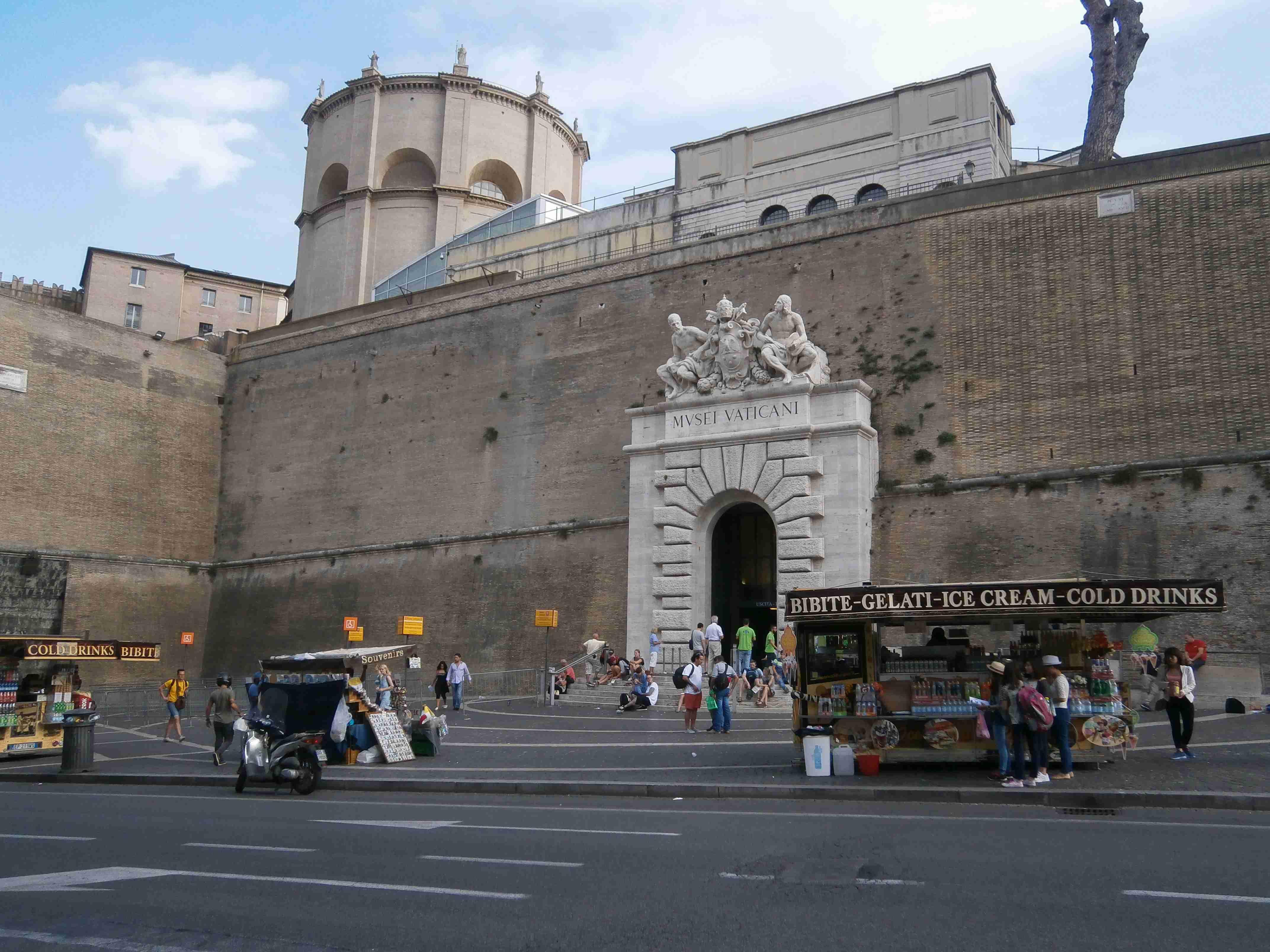 Řím, úterý 15. 9. 2015