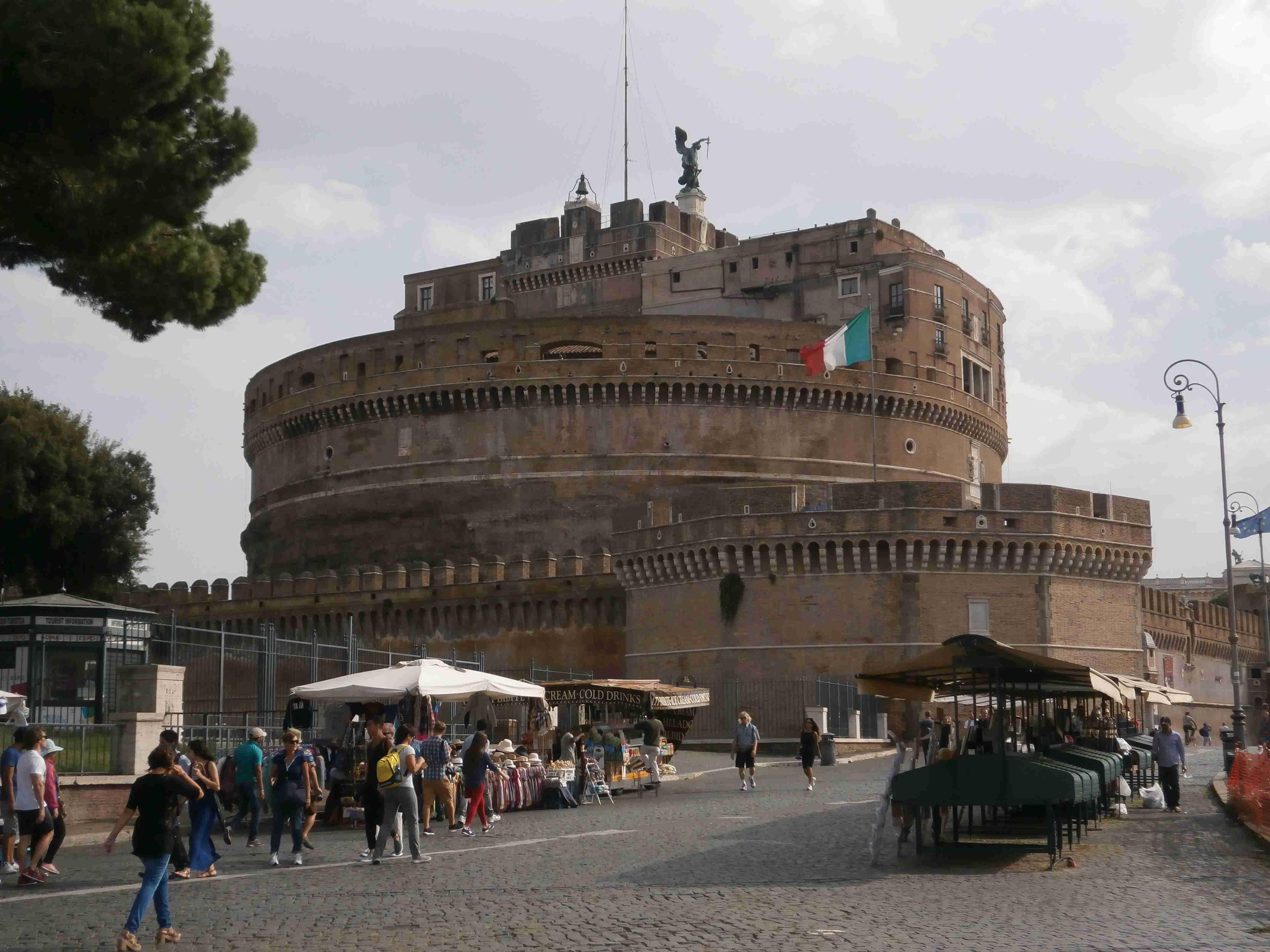 Řím, středa 16. 9. 2015
