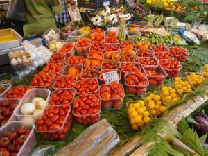 Tržiště na Campo de Fiori