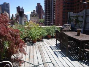 Byt v New Yorku