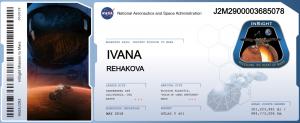 BoardingPass Ivana