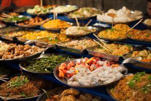 Čína - jídlo