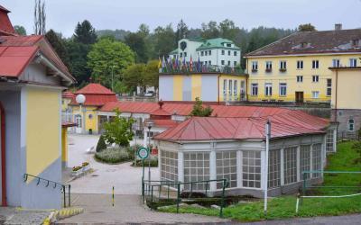 Fotky z Lázní Libverda