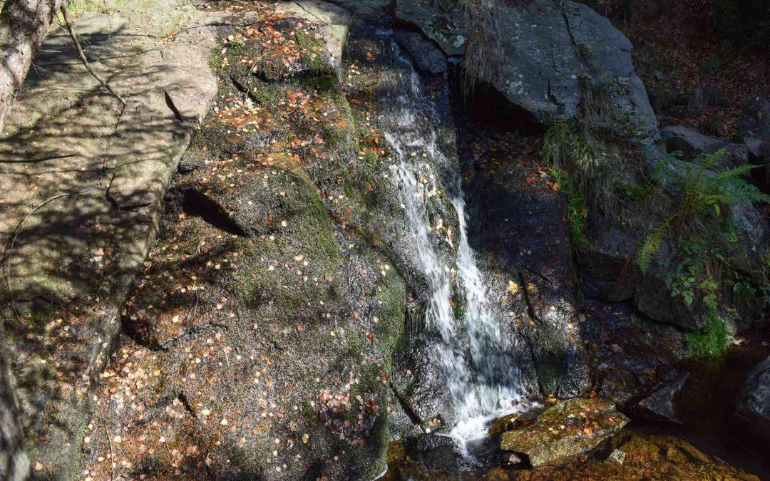 Výlet na Helenčiny vodopády