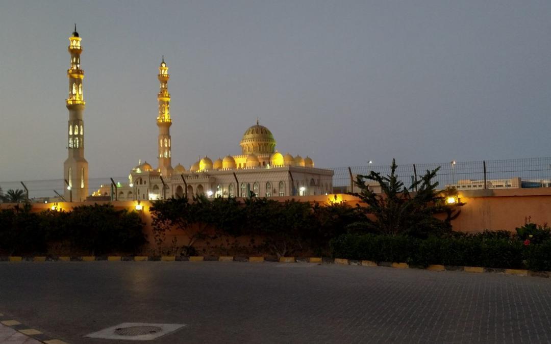 Fotky a video z Egypta