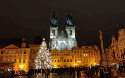 Konečně v Praze