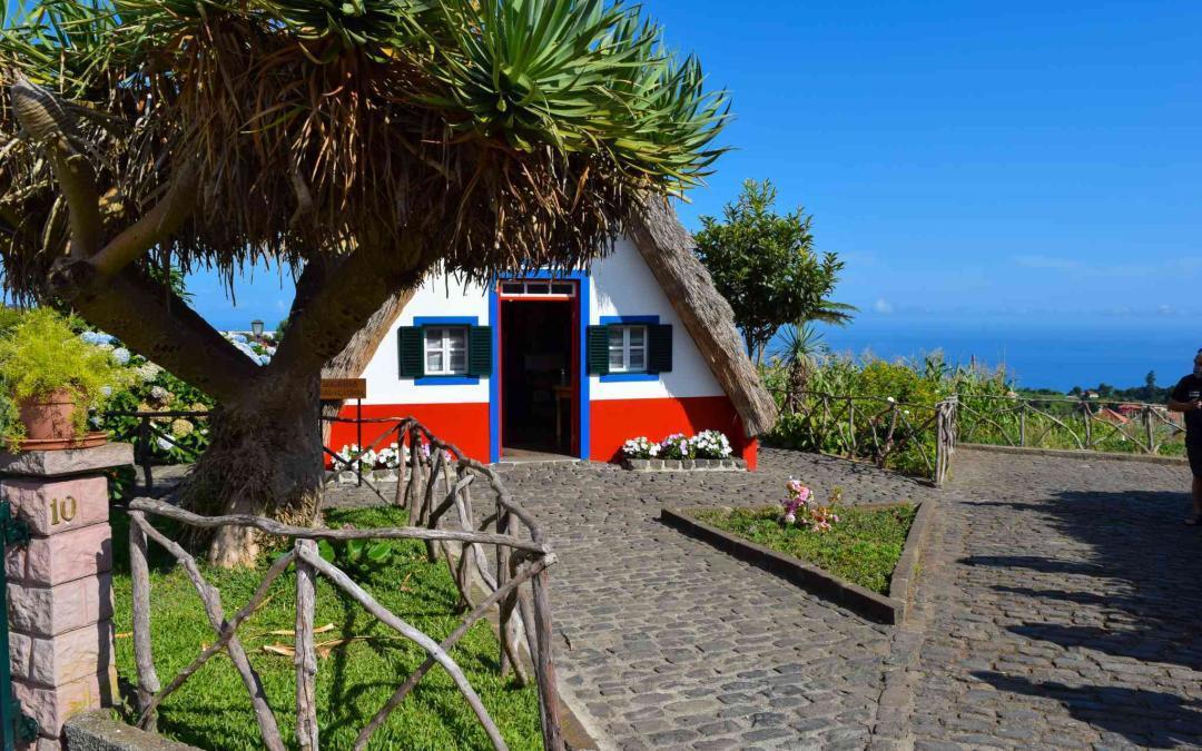 Fotky z Madeiry